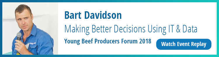 Bart Davidson - Young Beef Producers Forum 2018