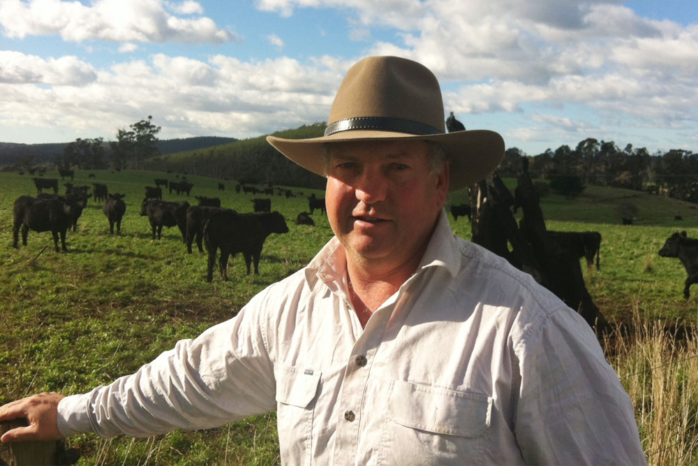 MaiaGrazing on the Map: on location in Tasmania