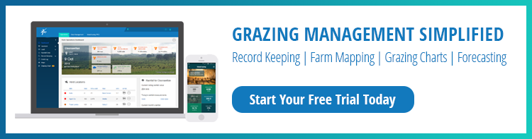 Grazing Management Simplified - Record Keeping, Farm Mapping, Grazing Charts, Forecasting