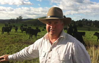 Greg Bradfield Musselroe Beef