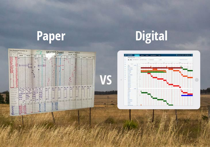 Why You Should Switch to a Digital Grazing Chart