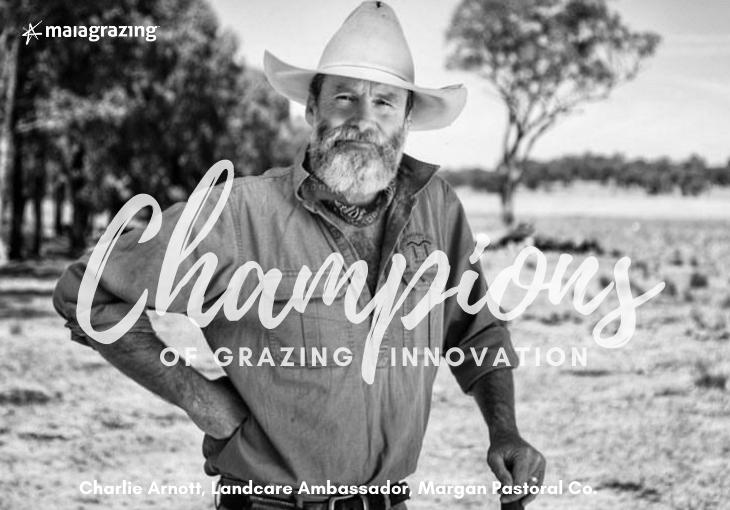 Champions of Grazing Innovation: Charlie Arnott