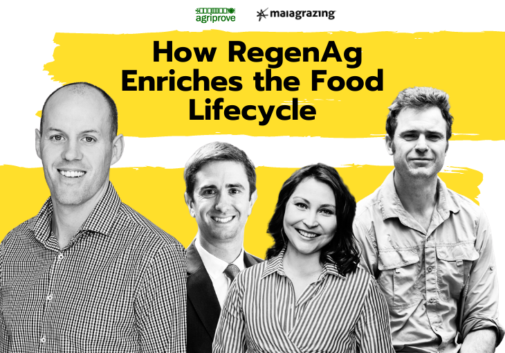 Panel: How RegenAg Enriches the Food Lifecycle