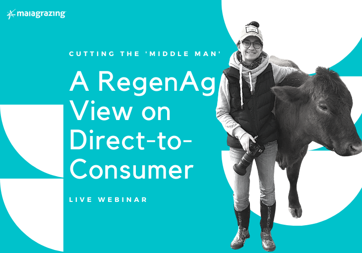 Cutting the 'Middle Man': A RegenAg View on Direct-to-Consumer