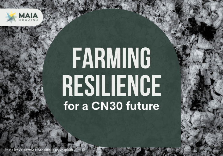 Farming resilience for a CN30 future